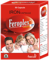 Herbal Iron Supplement